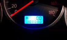 祝100000km