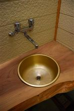 ■オリジナル水道器具。