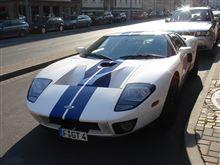 街角の名車たち FORD GT