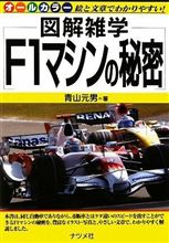【書籍】図解雑学「F1マシンの秘密」