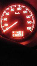 ついに70,000km