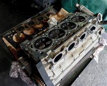 【307SW】EW10/Dエンジン バラし続き