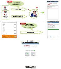 スマートフォン向けウイルス対策サービス「ドコモ あんしんスキャン」を無料で提供開始