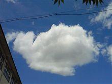 雲の形は?