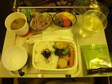 ☆★検証---機内食はおかわり出来るのか?★☆