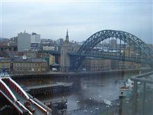 橋のある風景 Newcastle upon Tyne