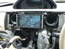 トヨタ純正、シエンタ、HDDナビ、CQ-BS0606C、NHDN-W56。