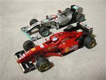 1/43 Ferrari F310 (Minichamps)
