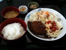 「ハンバーグ定食」☆*:.。. o(≧▽≦)o .。.:*☆
