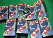 イタリアンカー アンティーク ティンカー コレクション