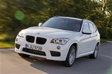 BMW、X1に新グレード
