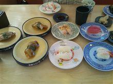また、○ら寿司へ(*^^*)♪
