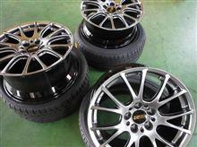 自身の誕生日プレゼント...BBS RE-V..8.0J&9.0J+225/40&255/35R18..BMW E90