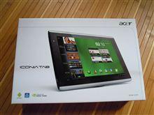 ICONIA TAB A500-10S16