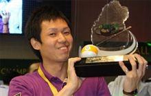 ビリヤード男子9ボール世界選手権で日本人選手が優勝!