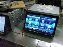 市販モデル、HDDナビ、CN-HW800D。