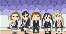 今日から映画館でしか見られない「けいおん!」マナームービー上映!