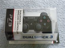PS3のコントローラー新調