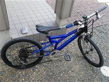 長男くんの自転車(中古)