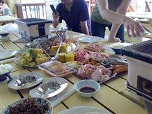 毎年恒例JUNちゃん祭りに参加してきました。