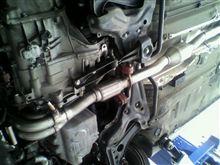 LUPO GTI ワンオフチタンマフラー