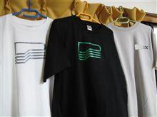 ひさしぶりにTシャツ製作