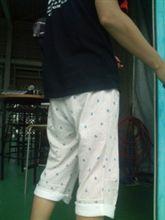 パジャマで来たお兄ちゃん~(^O^)/(爆)
