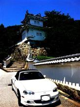 お気に入り半日ドライブ ⑦ 龍野城 (20110710)
