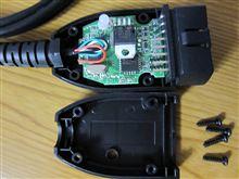 ヤフオクで買った、HEX-CAN+USB Interfaceの中身