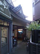 昭和の香りの銭湯