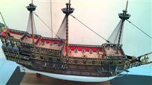 世界の帆船模型展