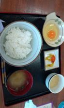 卵かけツーリング
