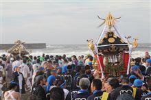 海の日~浜降祭~
