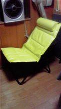 お気に入りの椅子!