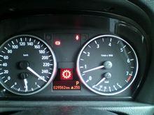 停車中なのに260km/h(汗)