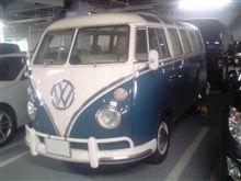 VW タイプⅡ 21Window