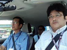 RJCの関係で、マツダのデミオ スカイアクティブをドライブして来ました(^^)