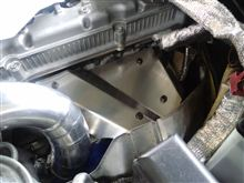 2011.07.23 アルテッツァ トムス280T用 遮熱板。。。(更新版)