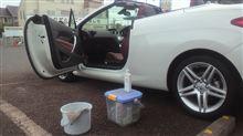 洗車(^0^)/