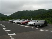 2011年7月ツーリング 積丹 - 岩内 - ニセコ
