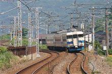 北陸本線 475系電車
