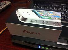 I-Phone4に変更♪