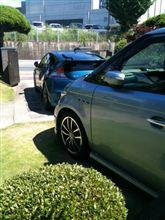 洗車完了!