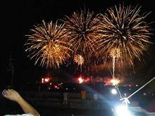 伊予市の花火