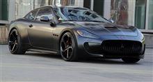 Anderson Germany Brings Maserati GranTurismo S