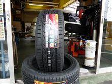 ハイエース タイヤ交換 LM704 ダンロップ