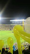 黄色い針オフと黄色い応援団