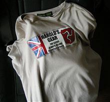 HAROLD'S GEAR の古着Tシャツ