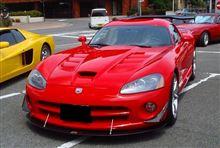 今日の別府ヒストリックカーフェスタにはこんな車もお目見えでした。