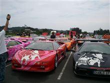 東日本スーパーカー激励ミーティング